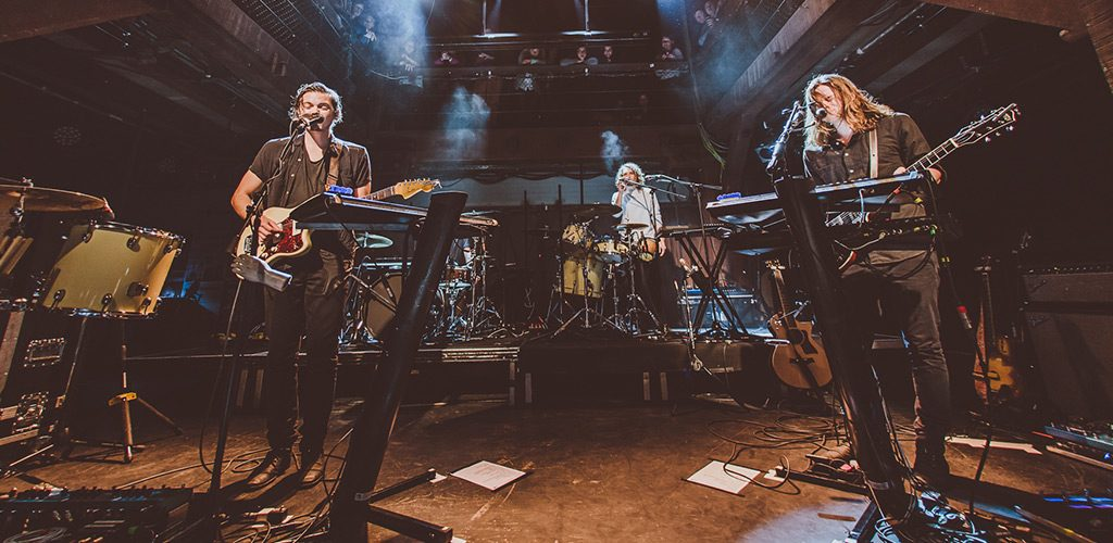 Half Moon Run – Hamburg, Fabrik (23.02.2016)