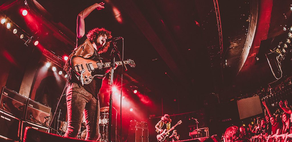 Wolfmother – Hamburg, Grosse Freiheit 36 (01.05.2016)