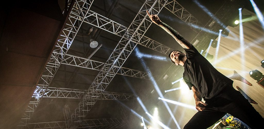A Day To Remember – Oberhausen, Turbinenhalle (05.02.2014)