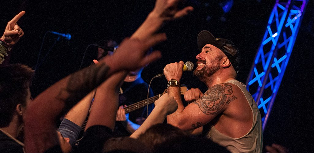 A Wilhelm Scream – Bochum, Riff (21.02.2014)