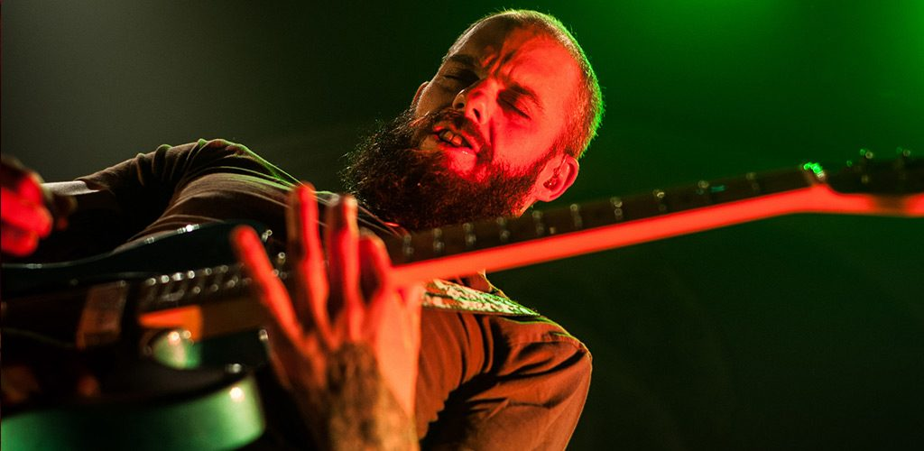 Baroness, Long Distance Calling,The Ocean – Dortmund, FZW (03.10.2013)