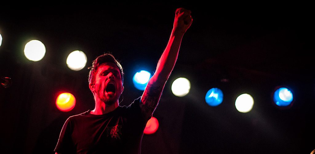Between The Buried And Me, Periphery, The Safety Fire – Münster, Sputnikhalle (13.10.2012)