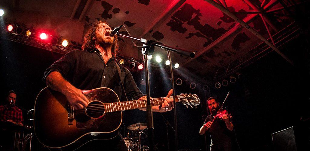Chuck Ragan – Köln, Essigfabrik (22.08.2013)