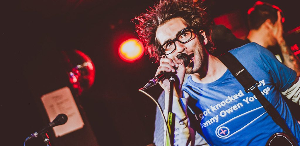 Motion City Soundtrack – Düsseldorf, Stone @Ratinger Hof (24.04.2012)
