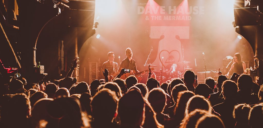 Dave Hause & The Mermaid – Hamburg, Knust (01.02.2018)