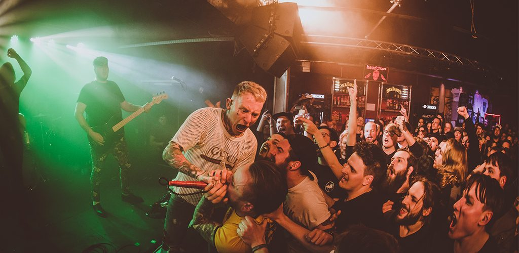 Frank Carter & The Rattlesnakes – Hamburg, Headcrash (16.03.2018)