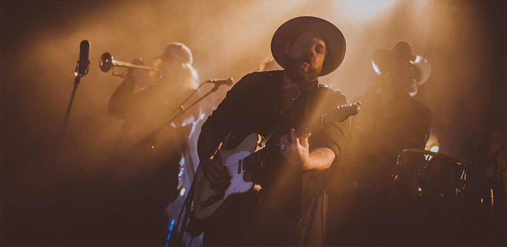 Nathaniel Rateliff & The Night Sweats – Hamburg, Grosse Freiheit 36 (03.04.2018)