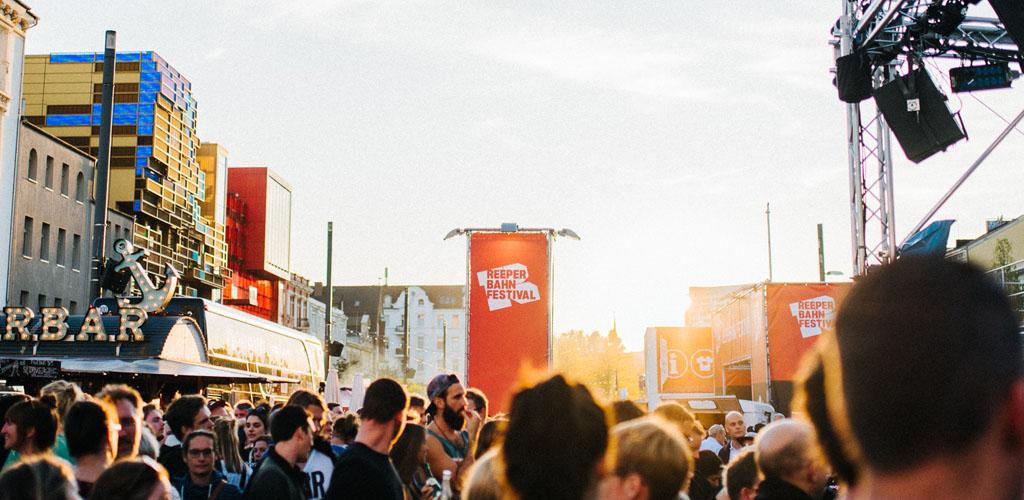 Reeperbahn Festival 2019 – Hamburg, Reeperbahn (18.09. – 21.09.2019)